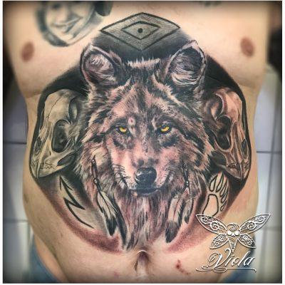 Vienna-Ink-Lines_individuelle_Tattoo_Designs_auf_hoechsten-künstlerischen_Niveau-wolf